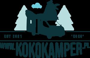 logo kokokamper wypożyczalnia kamperów